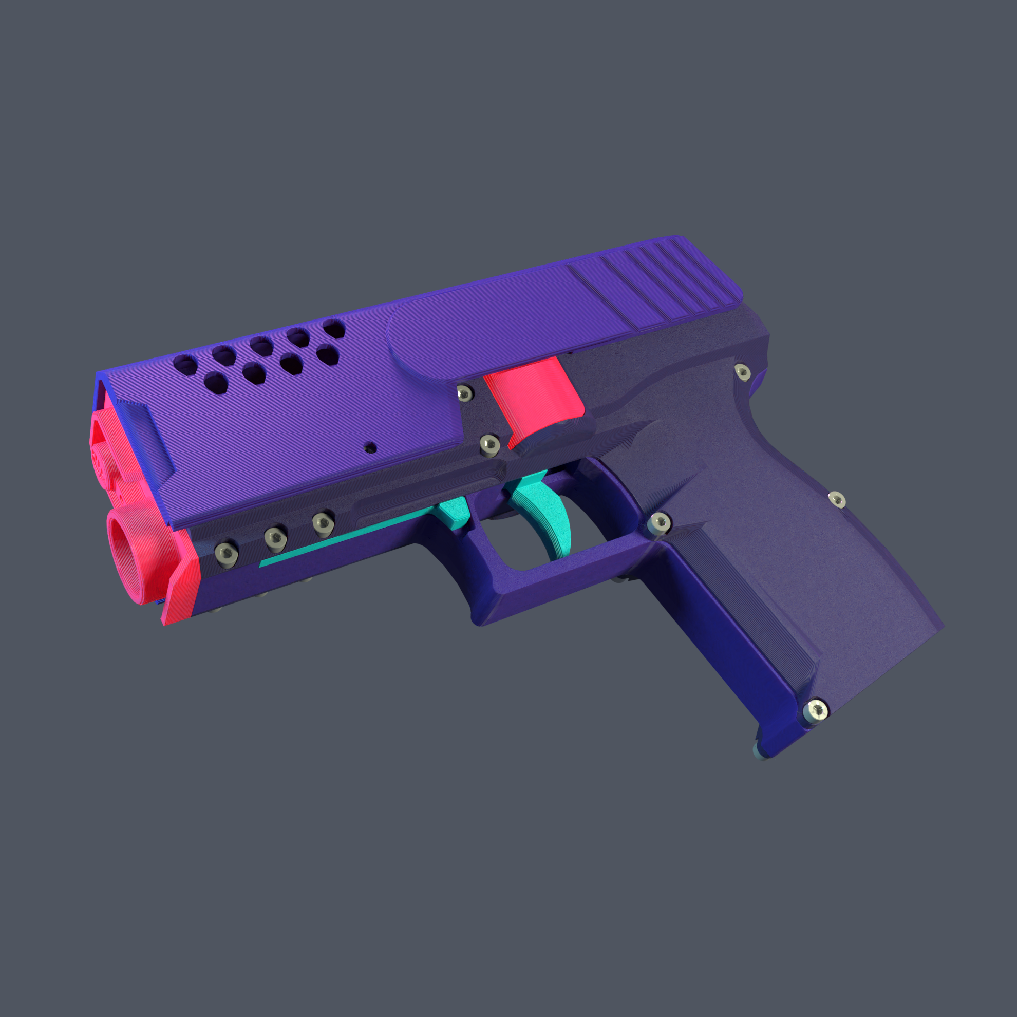 The future of the Concept Pistol